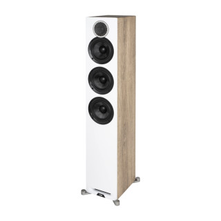 Elac Debut Reference DFR52 Weiss/Holz
