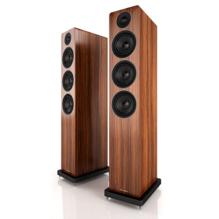 Acoustic Energy AE120 walnut vinyl (Stück)