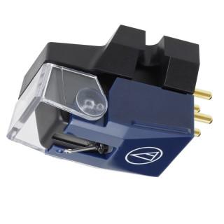 Dual-Moving-Magnet-Stereotonabnehmer mit elliptischer Nadel